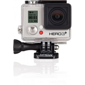 GoPro Hero 3+ : Silver Edition