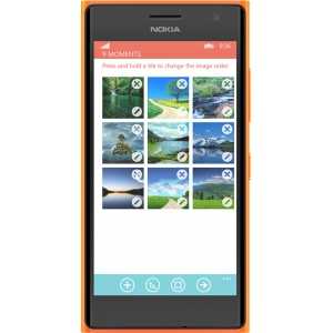 Les concurrents. Nokia Lumia 735. Nokia Lumia 1320