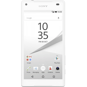 Sony Xperia Z5 Compact   fiche technique, prix et discussion 459706a10f9